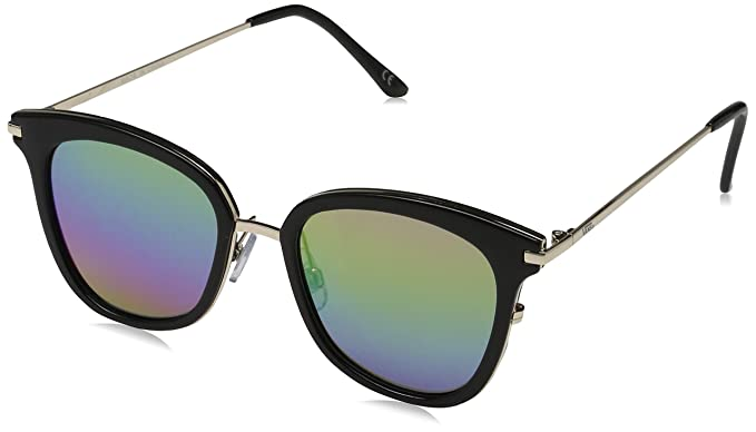 Vans PIPER SUNGLASSES Gafas de sol, Negro (Black-Gold), 1 ...