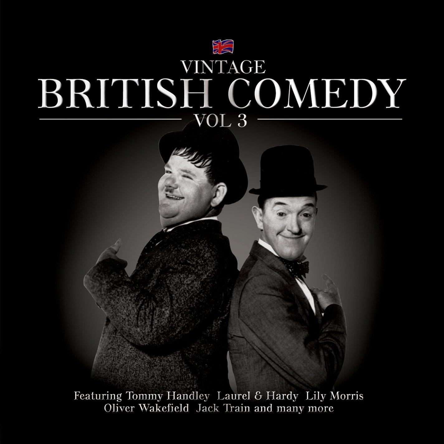 CD : VARIOUS - Vintage British Comedy 3 / Various (CD)