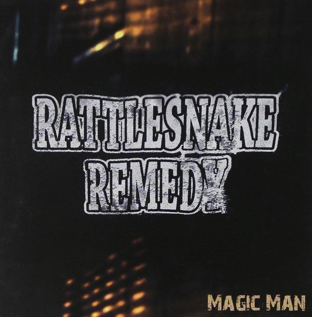 Magic Man   Rattlesnake Remedy Amazon.de Musik