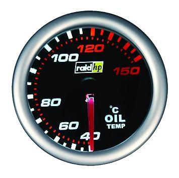 Raid HP 660242 Zusatzinstrument Öltemperaturanzeige Night Flight ...