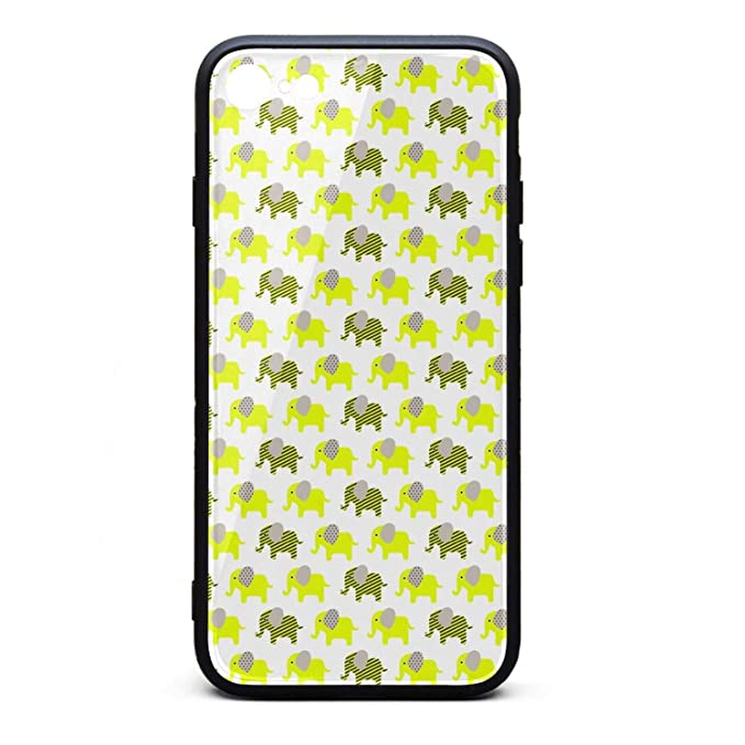 Coque Iphone 6 Iphone 6s Mignon Elephant Fond Rose