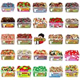 HARIBO TUB SWEETS - Full Tubs & Various Different Weights To Choose From (Giant Strawbs, Full Sealed Tub)
