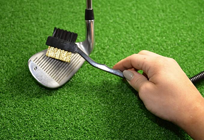 Amazon.com: PrideSports Golf Club Cleaning Brush: Sports ...