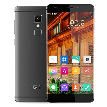 """Elephone S3 - Smartphone 4G LTE Android 6.0 (Octa Core, MTK6753 64bits, 5.2"""""""