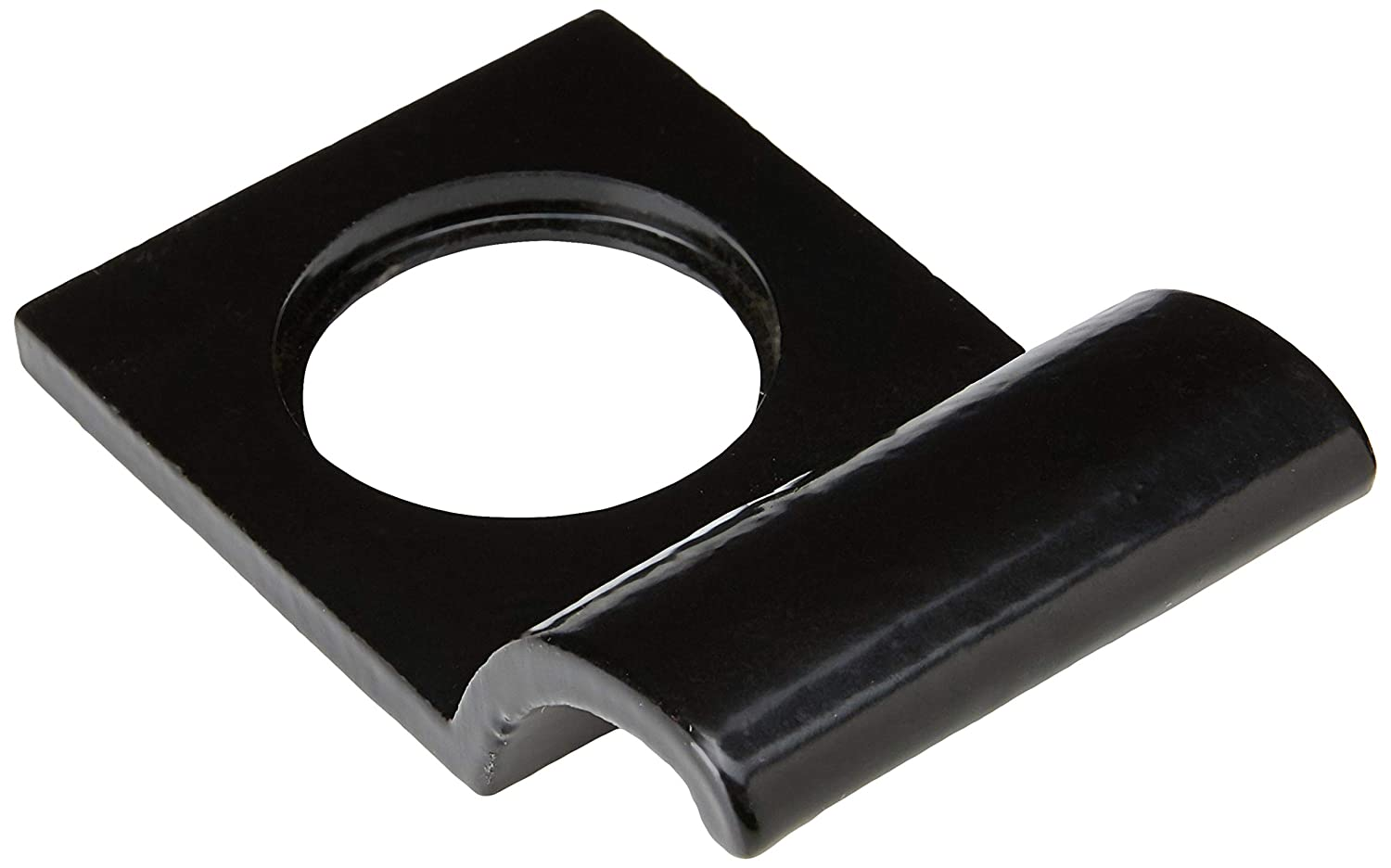 From the Anvil 73394//1 Rim Cylinder Pull-Black