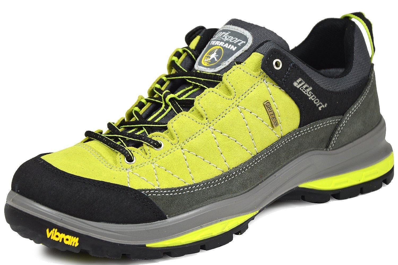 grauport Herren Low Top 2501S8G 21005 Outdoor- und Trekking Schuhe