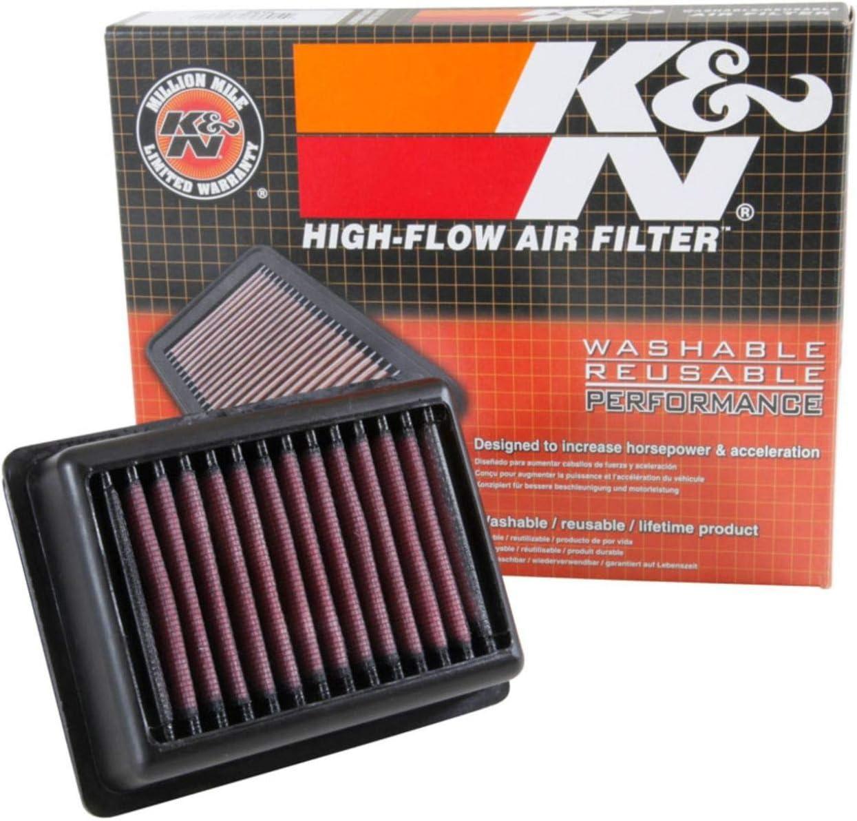 K /& N tb-9016/repuesto Filtro de aire 1/Pack
