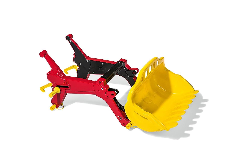 Frontlader fuuml;r Tretfahrzeuge rolly Trac Farmtrac - Rolly Toys