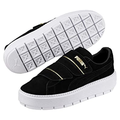 8e57a3c4f10104 Image Unavailable. Image not available for. Color  Puma Women s Platform  Trace Strap WNS