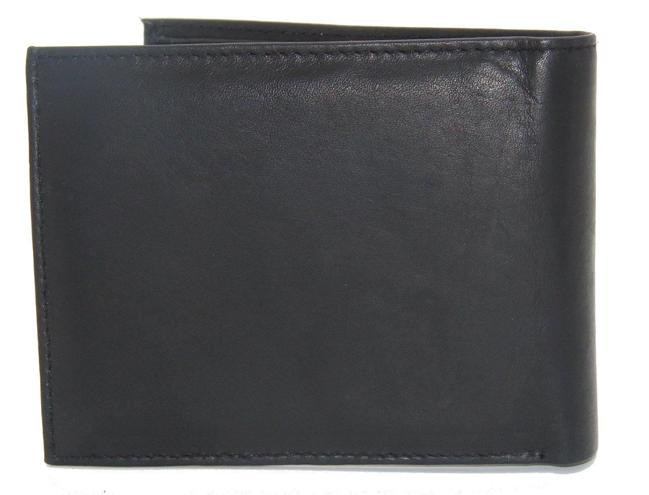 0d5da582869b Wallet collection premium de Dargelis Porte-monnaie chic en cuir véritable  Noir Format oblong  Amazon.fr  Fournitures de bureau