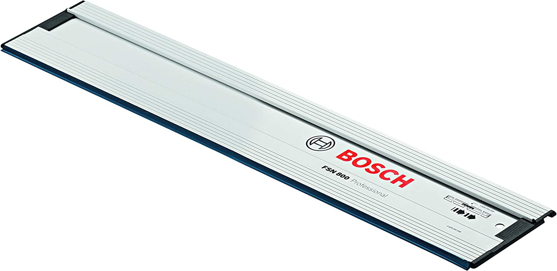 Bosch Professional FSN 1100 - Carril guía para sierra circular (longitud 1.110 mm)