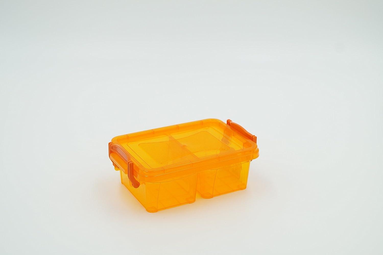 FRISCHHALTEDOSE Aufbewahrungsbox mit Deckel Frischhaltbox Butter luftdicht 0,5 L