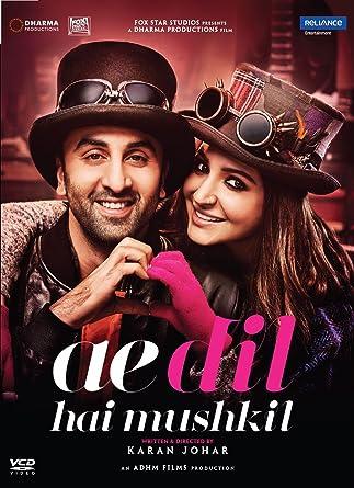 Amazonin Buy Ae Dil Hai Mushkil Dvd Blu Ray Online At Best Prices