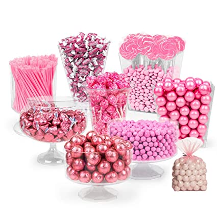 ***READ AD FOR DETAILS!!! It/'s a Girl Hersheys Kisses for Baby Shower Candy