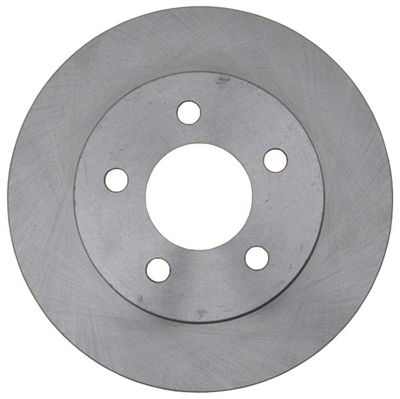 ACDelco 18A513A Advantage Non-Coated Front Disc Brake Rotor