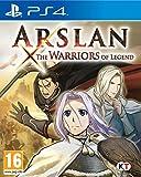 Arslan : the warriors of legend