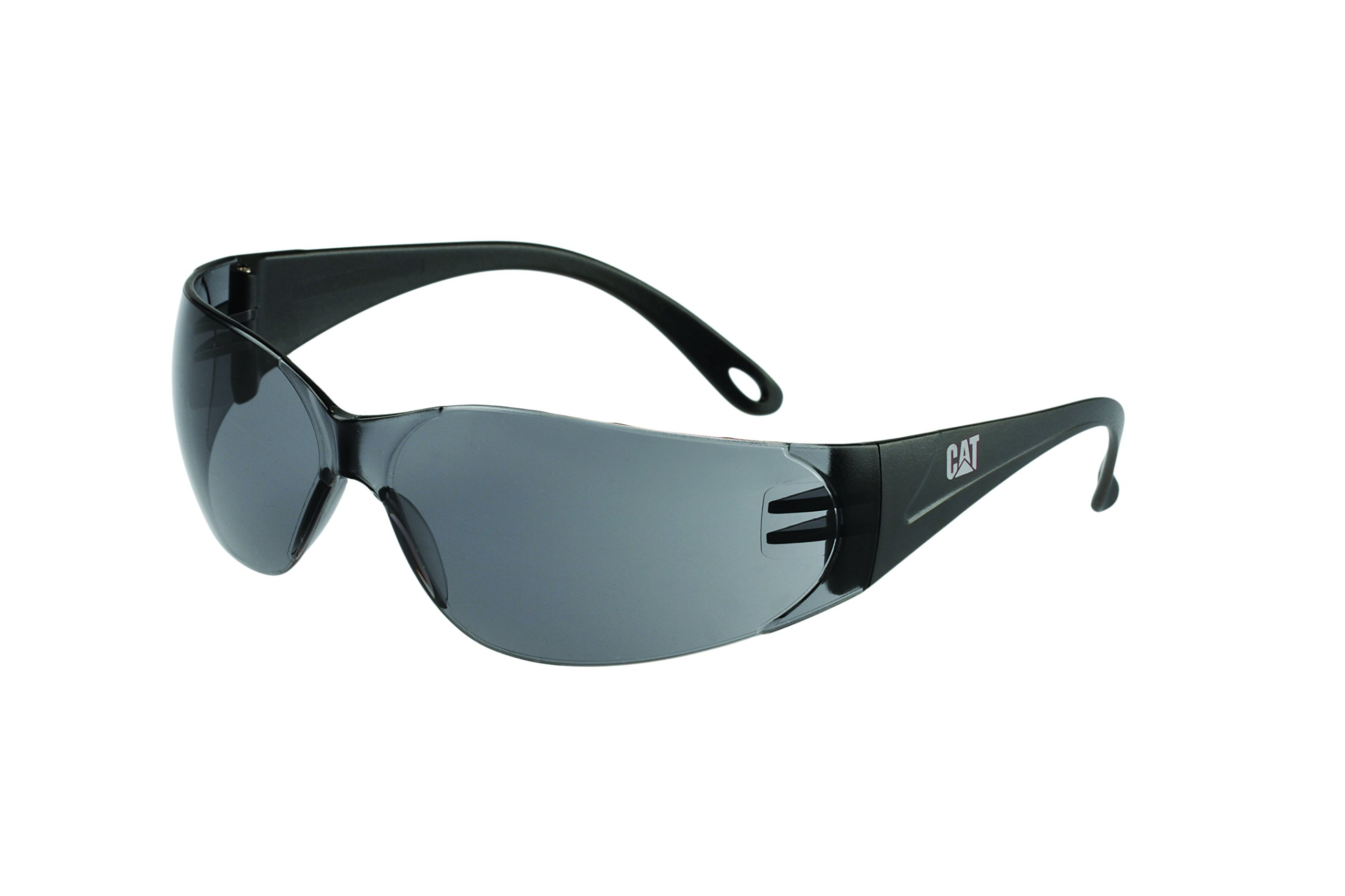Caterpillar CSA-JET-104 Filter Category 2-1.4 Smoke Lens Safety Glasses, Small