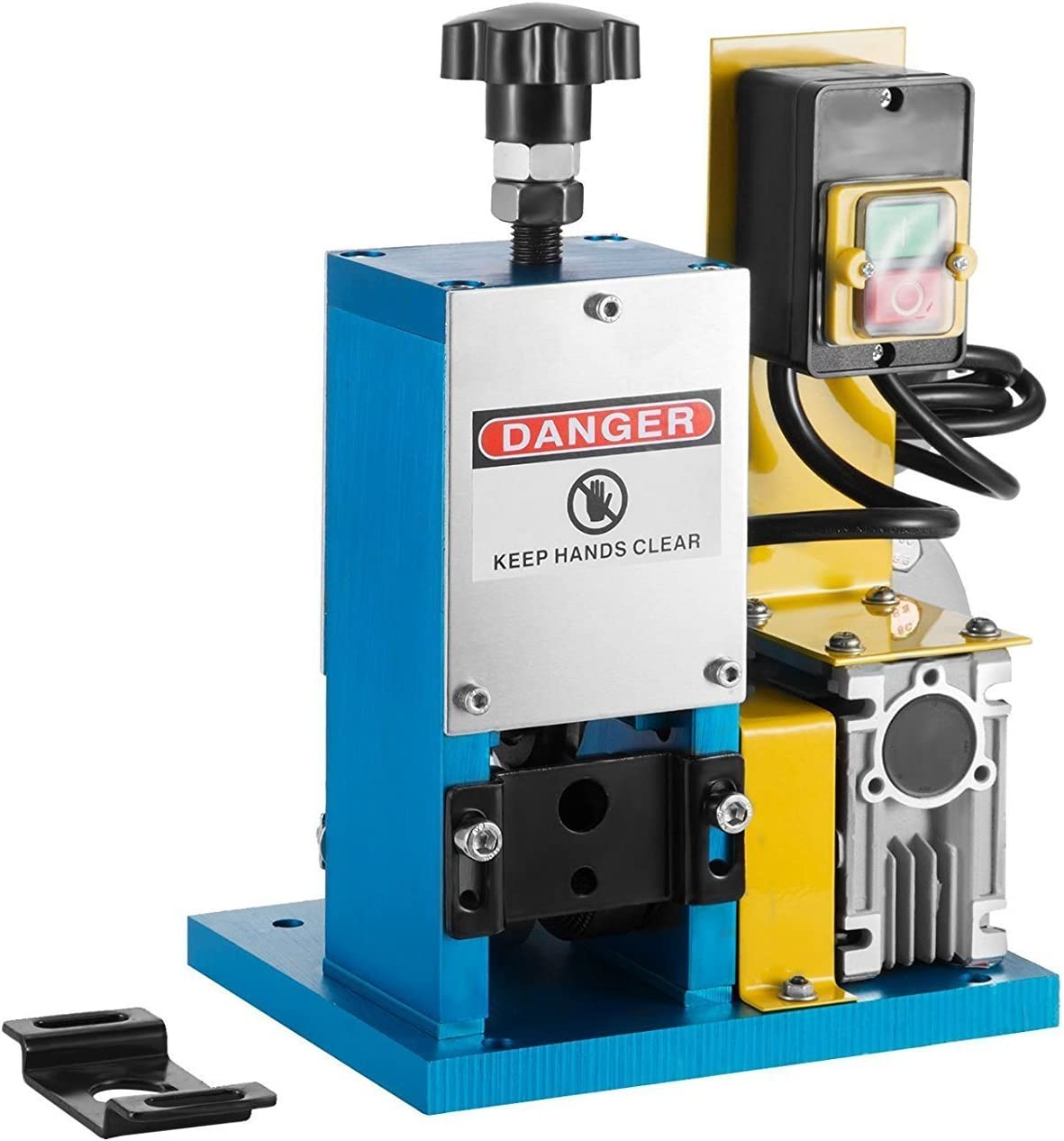 CA Manual Wire Cable Stripper Stripping Machine Hand-cranking For Wire Recycle