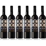 Mureda - Spanish Organic Red Wine Young Coupage Syrah, Tempranillo, Merlot and Cabernet Savignon - Box of 6 units - 75 cl. / unity