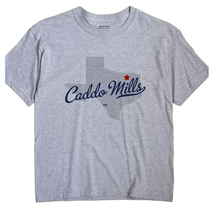 GreatCitees Caddo Mills Texas TX MAP Uni Souvenir T Shirt ... on lafayette map, tensas map, fairfield map, the ojibwa map, shinnecock indian nation map, wyandotte nation map, pawnee national grasslands colorado map, newcastle map, shreveport district map, sisseton wahpeton oyate map, clayton map, the apache map, cochiti map, texas map, eastern band of cherokee indians map, concordia map, hidatsa map, covington map, fort supply map, empire city map,