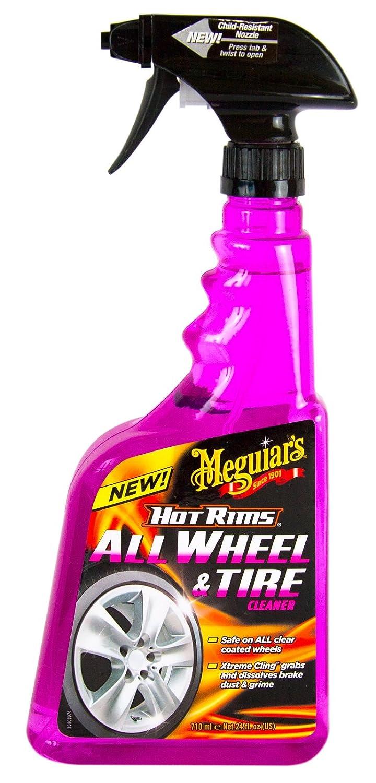Hot Rims All Wheel Cleaner (710 ml) | Meguiars (g9524eu)