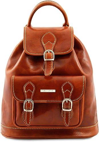 Tuscany Leather Hiking Backpack