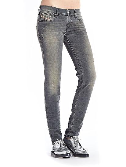 bca533c4d64b4a Diesel Getlegg 0607Z Ladies Jeans Pants Slim Skinny: Amazon.co.uk: Clothing
