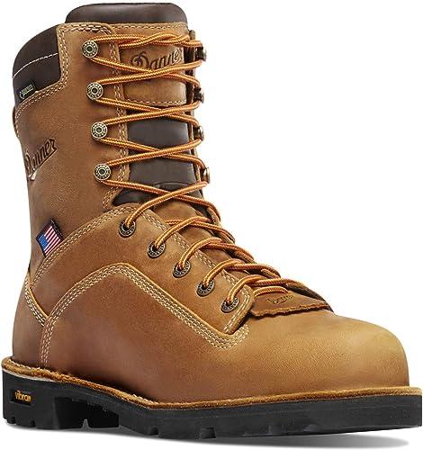 "Danner Men's Quarry 8"" NMT-M Work Boot"