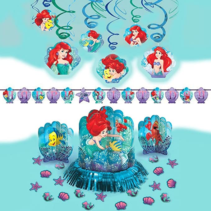 Amazon.com: Disney Ariel Dream Big Little Sirena Niñas ...