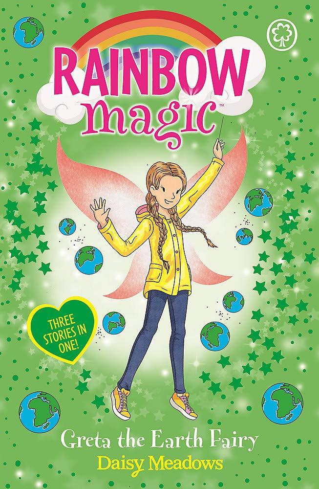 Rainbow Magic Greta The Earth Fairy Special 9781408362426 Amazon Com Books