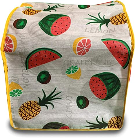 Funda Antimanchas Monsieur Cuisine Connect modelo Frutas. Robot del Lidl: Amazon.es: Hogar