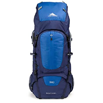 High Sierra Branded Climate Proof Mountain Rucksack b28e4d7d14