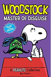 woodstock master of disguise peanuts amp series book 4 a peanuts