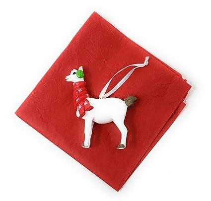 Hallmark Llama 2018 Christmas Tree Ornament (Exclusive Walmart Edition) - Amazon.com: Hallmark Llama 2018 Christmas Tree Ornament (Exclusive