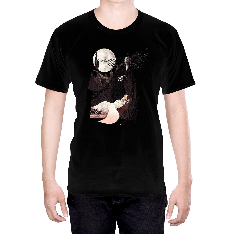 Official Anne Lambelet Enchanted Forest Pillow Art M - Medium Black T-Shirt for Men