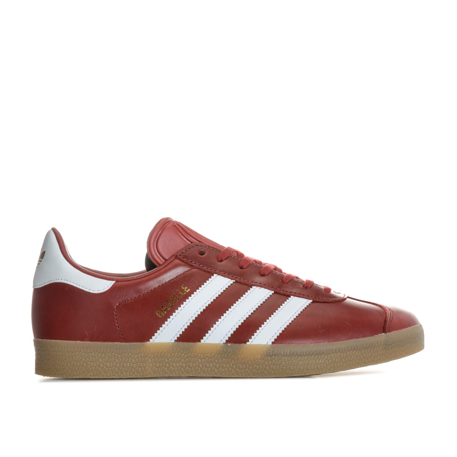 adidas Originals Men's Gazelle Trainers Mystery US7.5 Red by adidas Originals