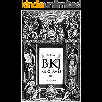 Bíblia King James 1611 : Com Concordância e Pilcrows