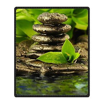 """dalliy bambú natural – Manta de microfibra Cozy kuscheldecke fleeze Blanket 50 """"x"""