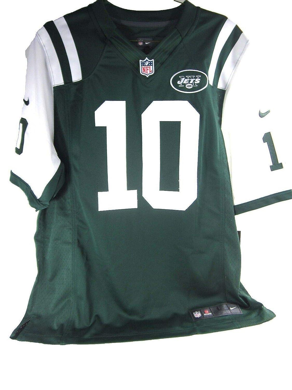 Nike Santonio Holmes New York Jets Limited Jersey Green