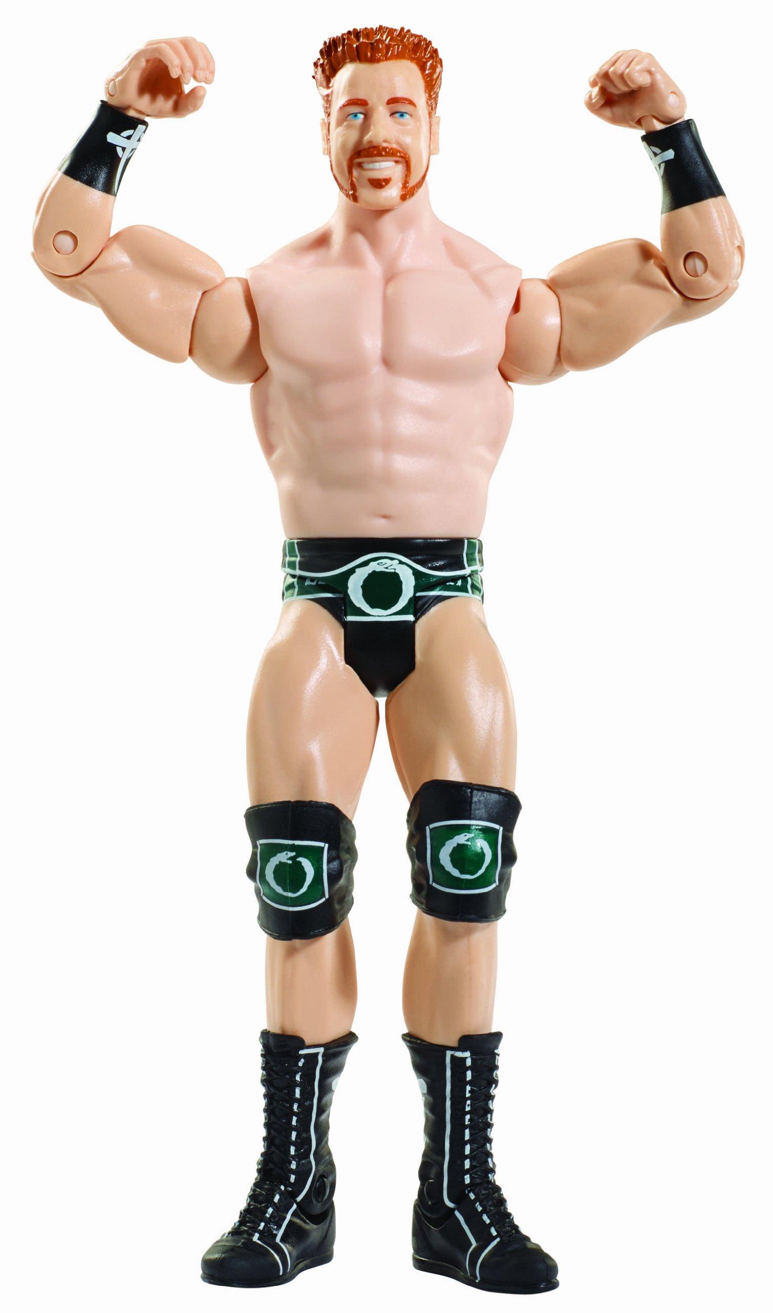 WWE Series #34 Superstar Sheamus Figure by WWE