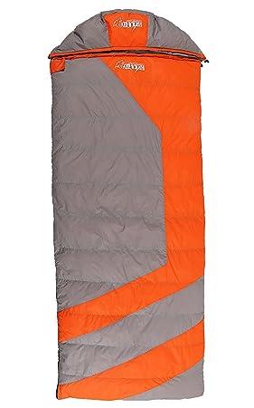 GEERTOP Sacos de dormir rectangulares Impermeable - 215 x 78 cm (- 15℃ to - 5 ℃) - 4 Estaciones para acampada y senderismo: Amazon.es: Deportes y aire libre