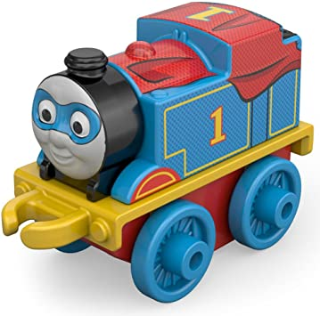 Superman Thomas Thomas /& Friends Minis 4cm Engine Wave 3