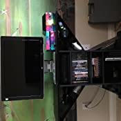 Amazon.com: TV Video Game Stand, Gaming Storage Rack Hub ...