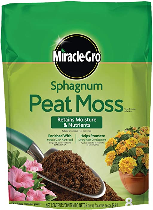 Top 10 Sphagnum Peat Moss With Plant Food
