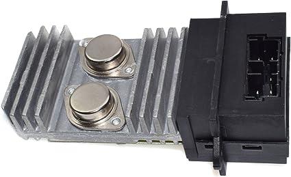 Resistencia para ventilador de ventilador de ventilador de calefacción 7701040562 para Renaults Megane Scenic 1.4 ...