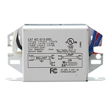 InterGlobal IG13-20EL Magnetic Fluorescent Ballast, 1-Lamp, T8 F20T8, on compact fluorescent wiring diagram, fluorescent light ballast replacement, fluorescent tube wiring diagram, fluorescent fixture diagram, circuit diagram, fluorescent light wiring, led fluorescent replacement wiring diagram, fluorescent ballast transformer, fluorescent bulbs, fluorescent ballast guide, fluorescent ballast circuit, fluorescent fixture wiring, fluorescent ballast manufacturers, capacitor wiring diagram, replacement ballast diagram, fluorescent ballast check, light diagram, fans wiring diagram, fluorescent ballast cross reference, hid wiring diagram,