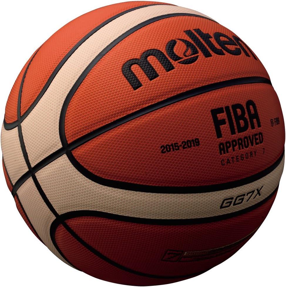 Approuv/é par la FIBA Molten Ballon de Basketball X-Series BGMX pour int/érieur et ext/érieur