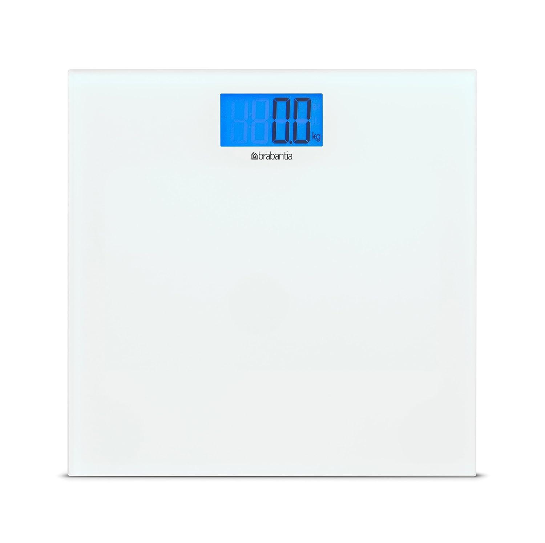 Brabantia Digital Bathroom Scale - White 483127