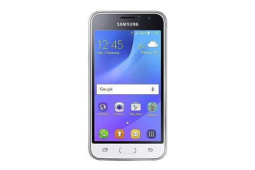 46 opinioni per Samsung Galaxy J1 2016 Smartphone, Bianco [Italia]