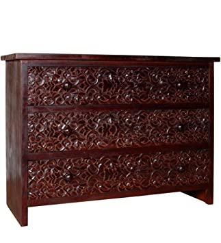 The Attic Salvador Chest of Drawers (Brown)